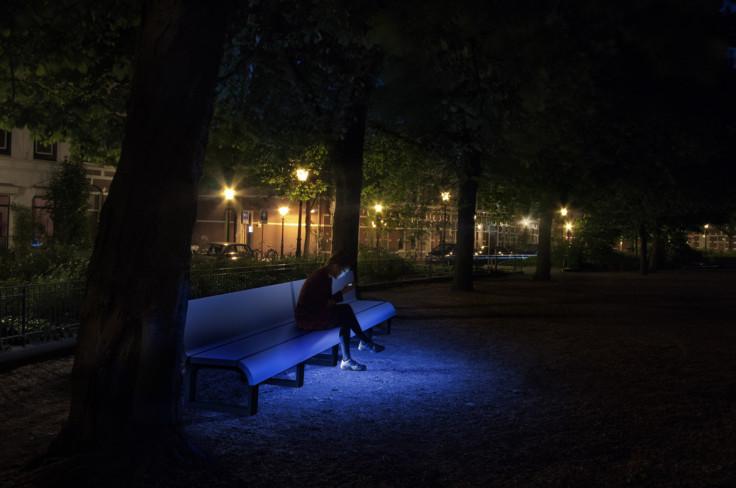 Illuminated Bench 1